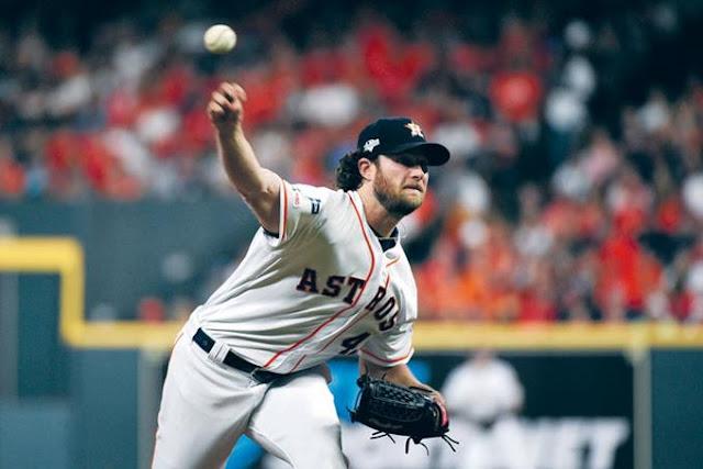 Los Astros salen favoritos frente a Nats en la SM
