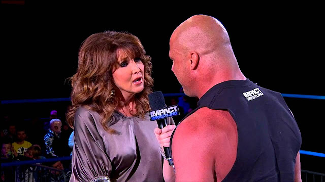 Vince Russo, Mike Tenay e Dixie Carter podem estar presentes no especial da TNA