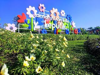 Taman Hutan Kota Keputih Surabaya
