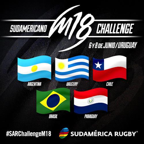 Sudamericano M18 Challenge #SARChallengeM18