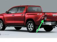 Harga Dan Fisik Stoplamp Toyota New Hilux (2018)