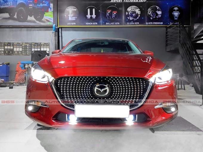 Nâng cấp nhẹ cho bác xế Mazda 3 một số món đồ tại Auto365.vn Biên Hòa