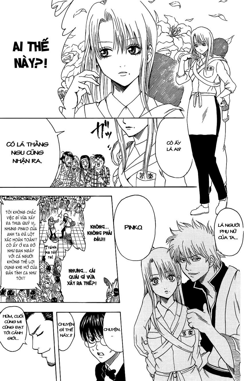 Gintama Chap 350 page 14 - Truyentranhaz.net