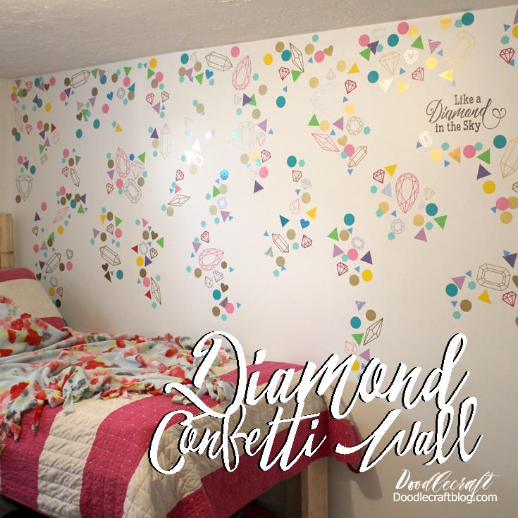 http://www.doodlecraftblog.com/2016/04/diamond-confetti-wall.html