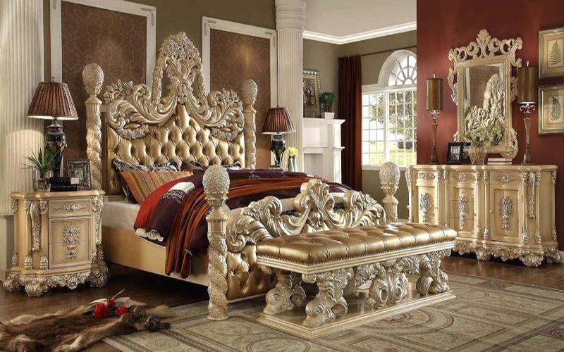 10 mẫu phòng ngủ phong cách Royal sang trọng và đẳng cấp nhất6