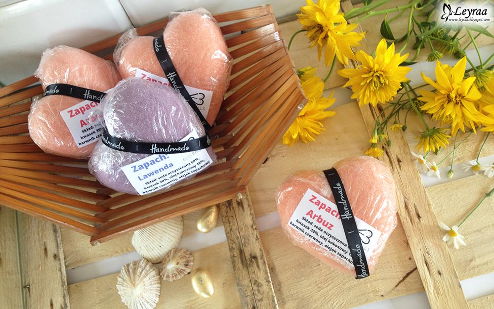 Eco Balls - nowe ręcznie robione kule do kąpieli 💜