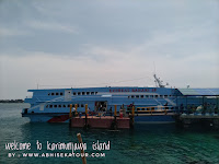 travel to Karimunjawa by ABHISEKATOUR