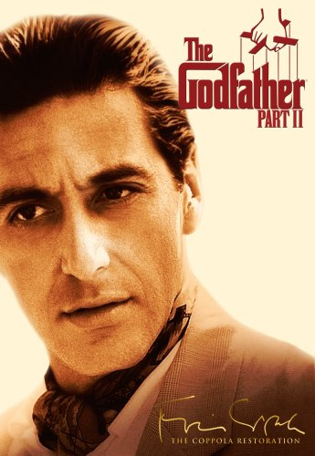 Carátula de la película: The Godfather Part II