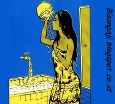 Bacaan Niat Doa Mandi Wajib Wanita Nifas Dan Artinya