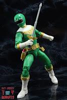 Power Rangers Lightning Collection Zeo Green Ranger 27