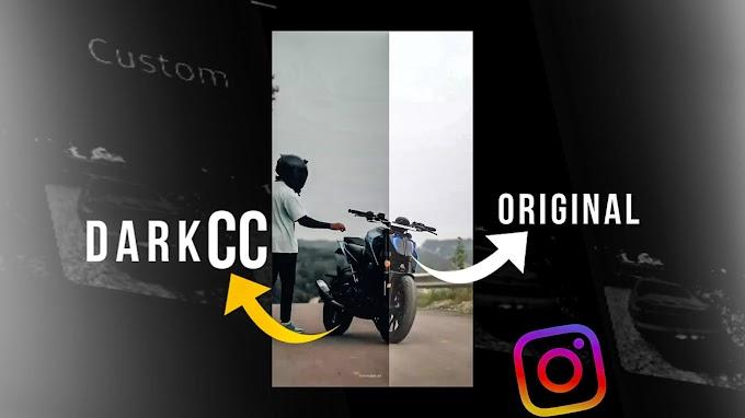 Dark cc edit with vn