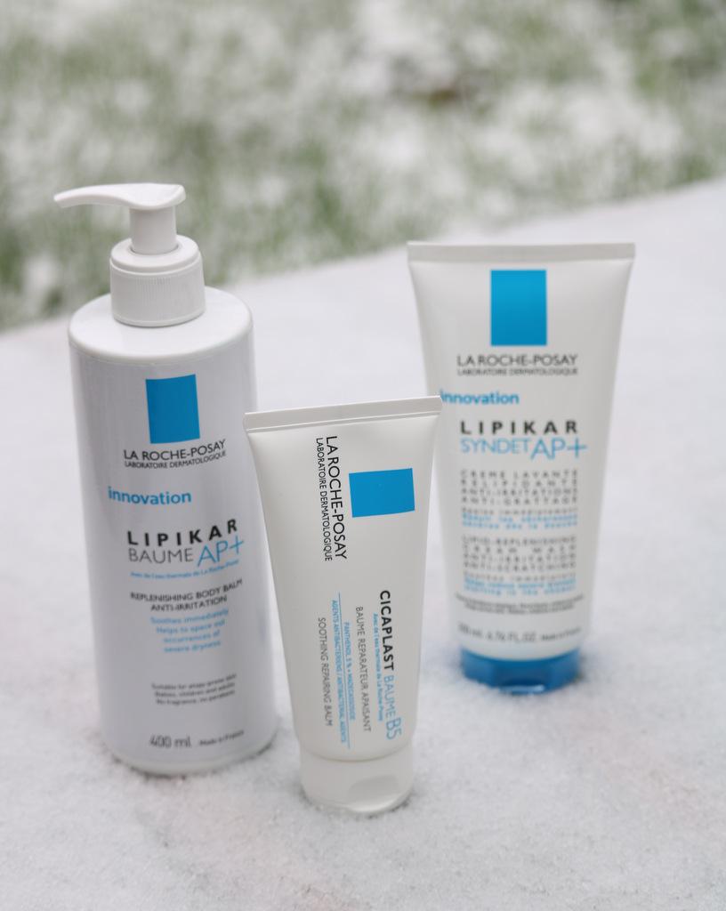 La Roche Posay Lipikar + Cicaplast