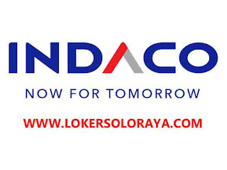 Loker Solo Raya Mei 2021 di PT Indaco Warna Dunia