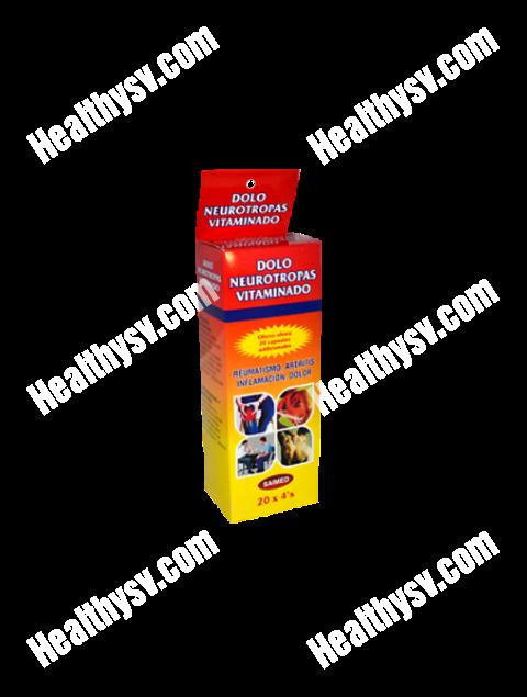 Dolo Neurotropas Vitamin