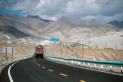 5 Trip Rute Jalan Yang Menantang dan Menakjubkan di Asia