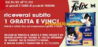 Logo Con Purina vinci buoni sconto Ipersoap da 10€
