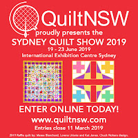 Sydney Quilt Show 2019: Call for Entries