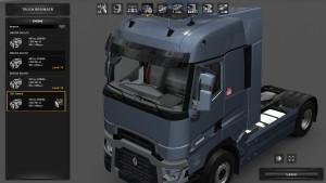 750 HP for Renault Range T