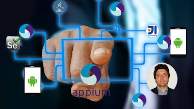 best udemy course to learn Appium for mobile automation testing