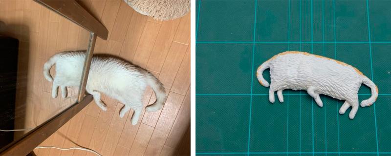Memes de animales convertidos en figuras 3D