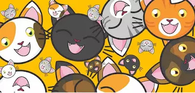 Q 5. Can we purr-suade you to count the cats in this one?