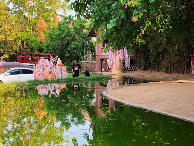 Chiang Mai - Wat Phan Tao