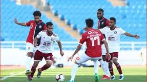 اليوم مباراة الفيصلي والرائد الموافق 11 /12 / 2020 الجمعة الساعة 5:50 بتوقيت السعودية ضمن الدوري السعودي