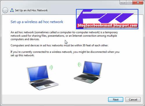 cara cepat membuat jaringan wifi di laptop dengan mudah