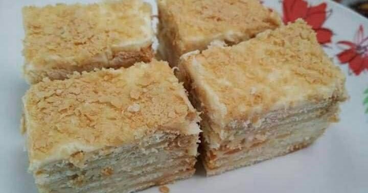 resepi kek cheesekut nestum skebaya Resepi Kuih Sagu Bakar Enak dan Mudah