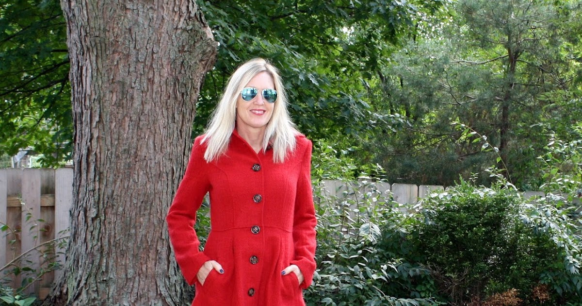 How to Find the Perfect Fitting Coat & TFF Linkup