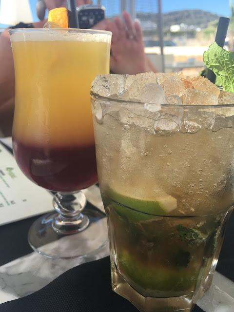 Ibiza cocktails