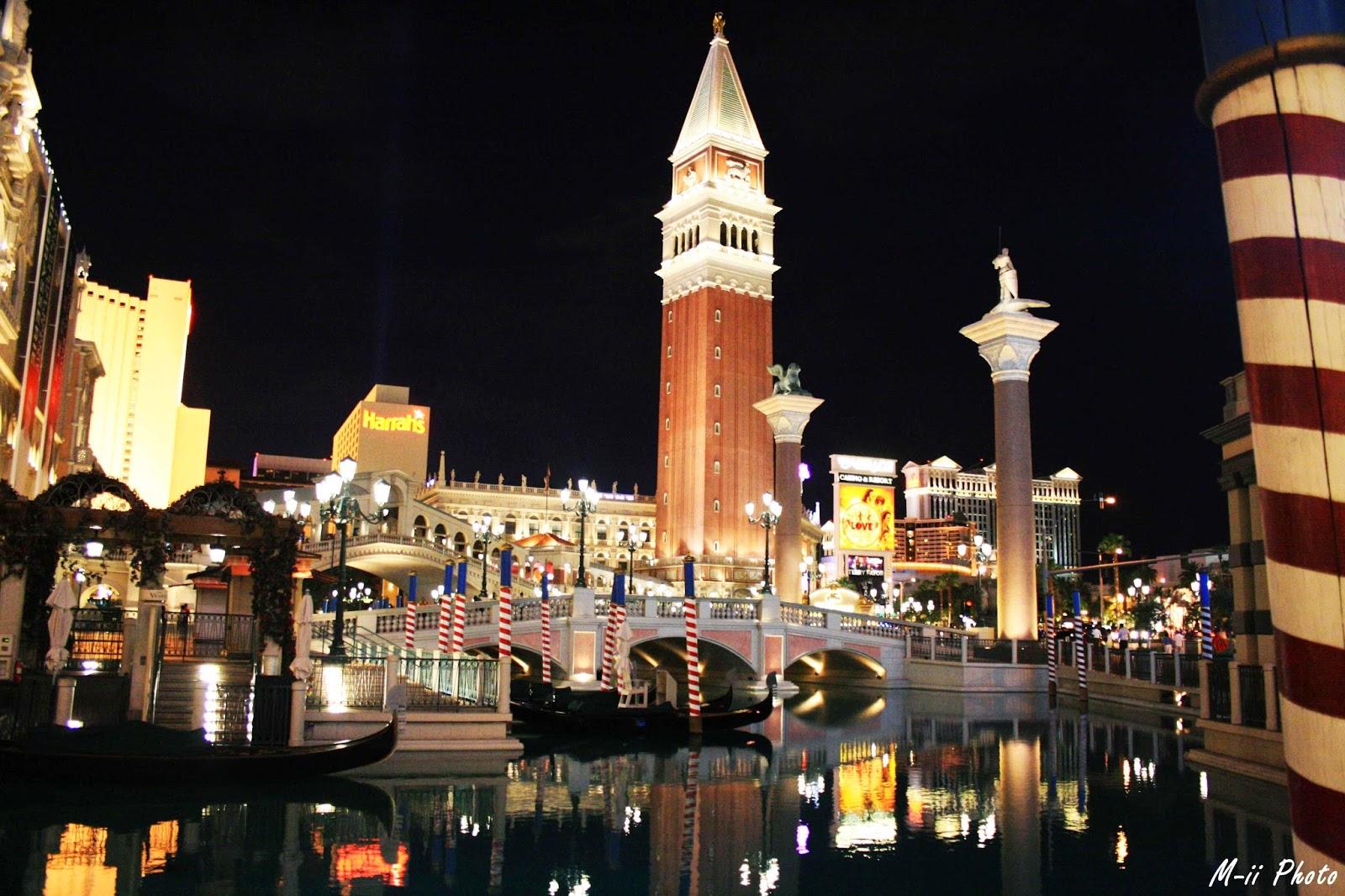 M-ii Photo : Las Vegas The Venetian