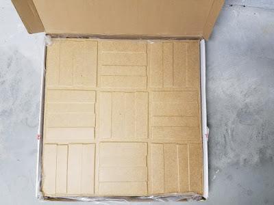 Caro wall panels