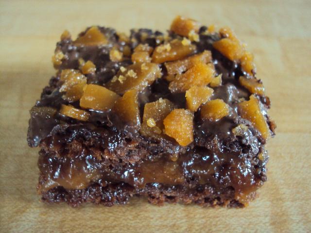 Caramel Cake Recipe Joy Of Baking: Flour Me With Love: Caramel Toffee Brownies