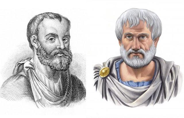 Galen e Aristóteles