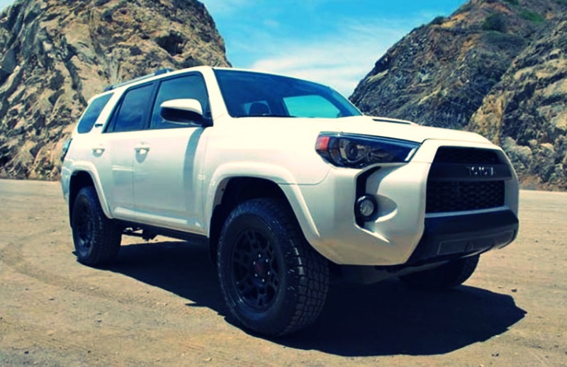 2018 Toyota 4Runner TRD Query and Premium