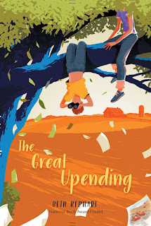 review of The Great Upending by Beth Kephart