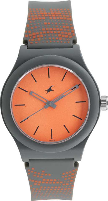 Fastrack 38037PP07 Tees Analog Watch