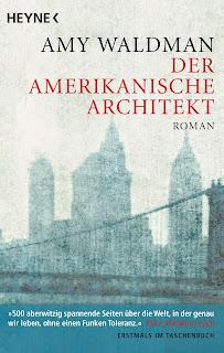 Amy Waldman - Der amerikanische Architekt (Cover)
