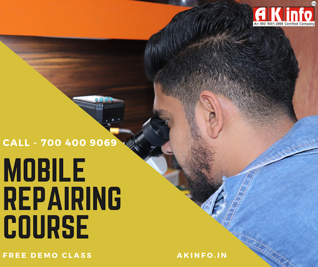 best mobile repairing course in india