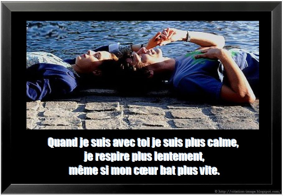 citation du film ma première fois ~ Citation en image : photo ...