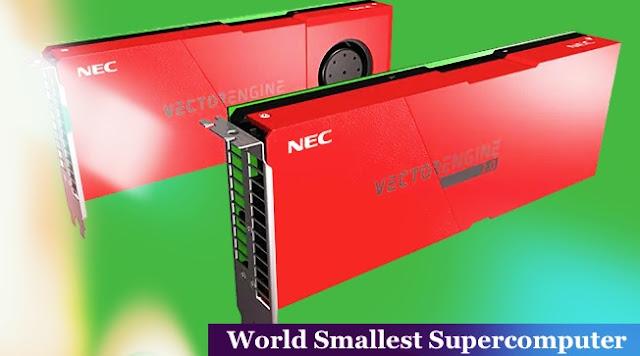 world smallest supercomputer