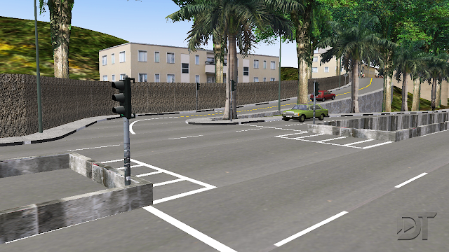 OMSI 2 - Mapa Minas Vale Urbano V2.0
