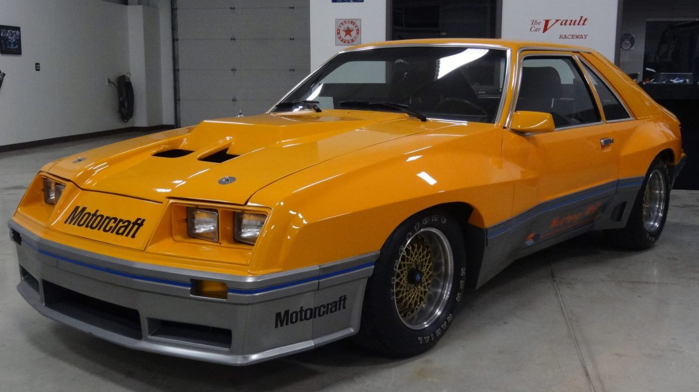 Fox Body Mustang Restoration: 1980 M81 McLaren And The