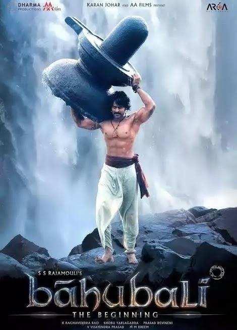 Baahubali (2015) Hindi Movie HQ Print 480p 720p