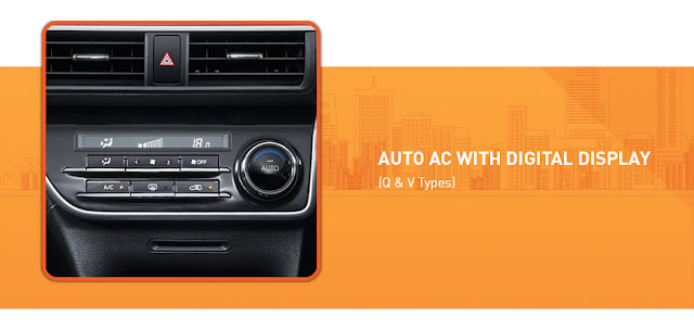 Toyota Sienta AC Digital