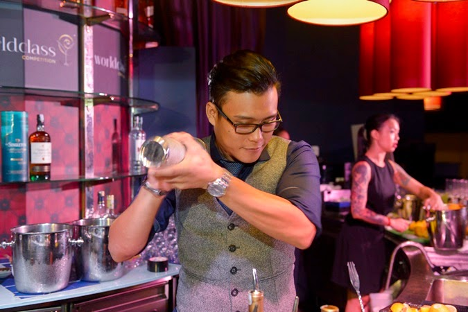 Diageo Reserve World Class competition