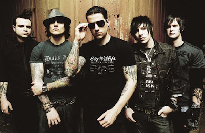 Lirik Lagu Avenged Sevenfold - A Little Piece Of Heaven