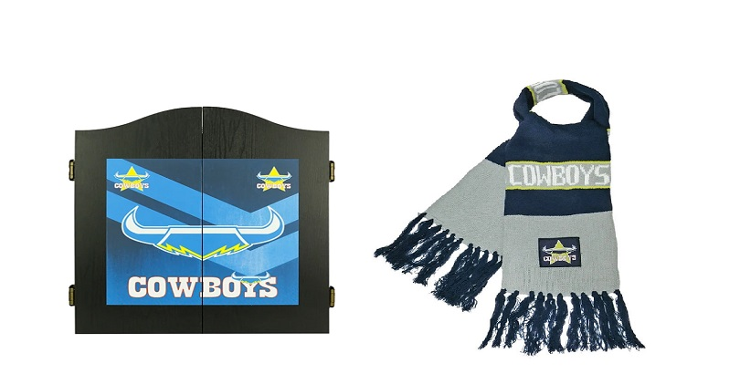 north Queensland cowboys merchandise