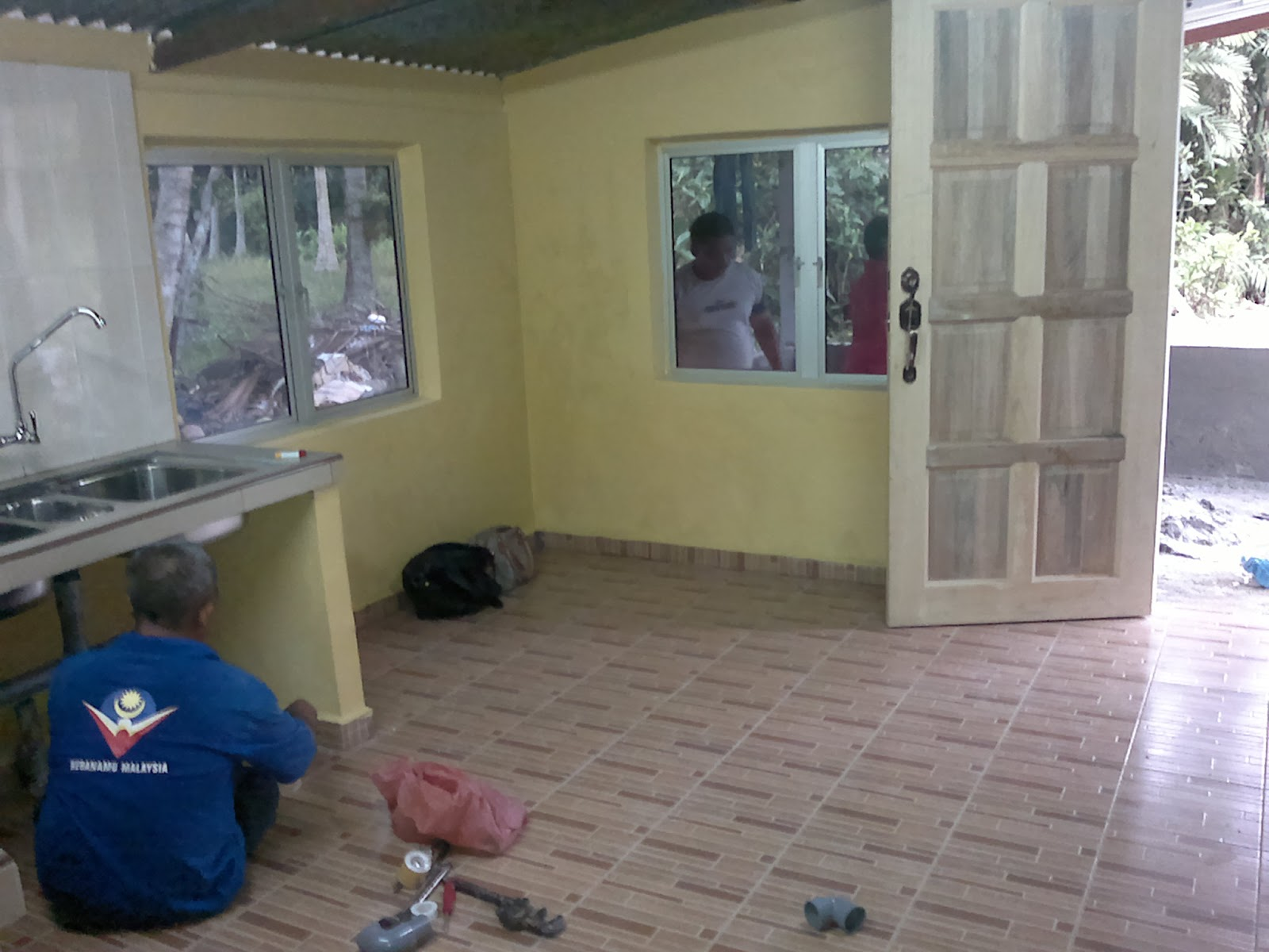 Ubah Suai Rumah Kampung